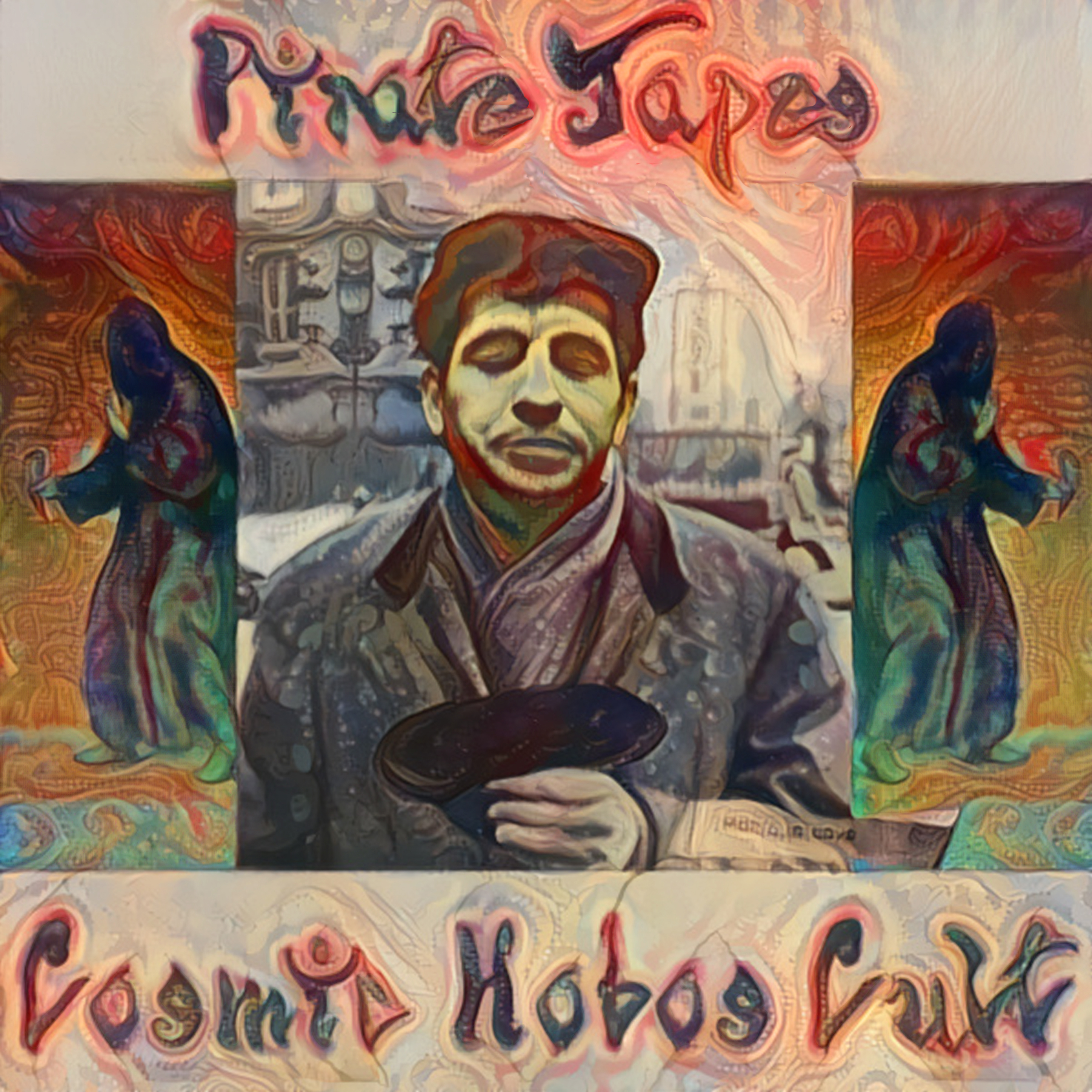 PIRATE Tapes – Cosmic Hobos Cult