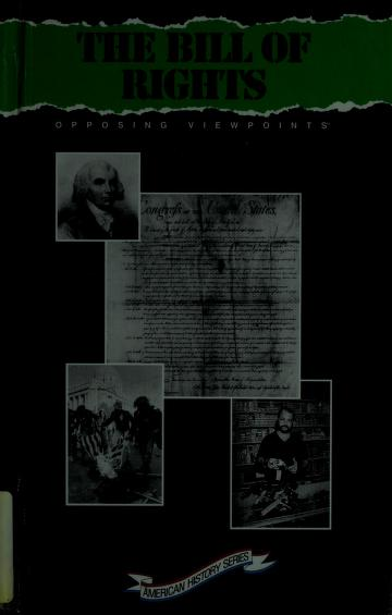 Cover of: The Bill of Rights | William Dudley, book editor.