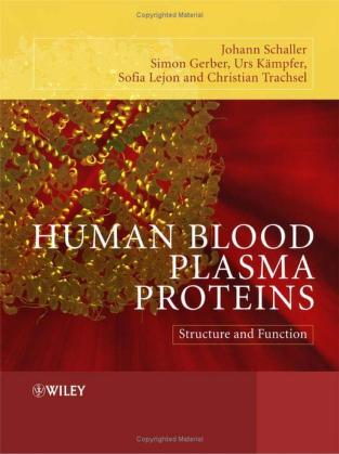Human blood plasma proteins by