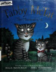 Cover of: Tabby McTat, the musical cat | Julia Donaldson
